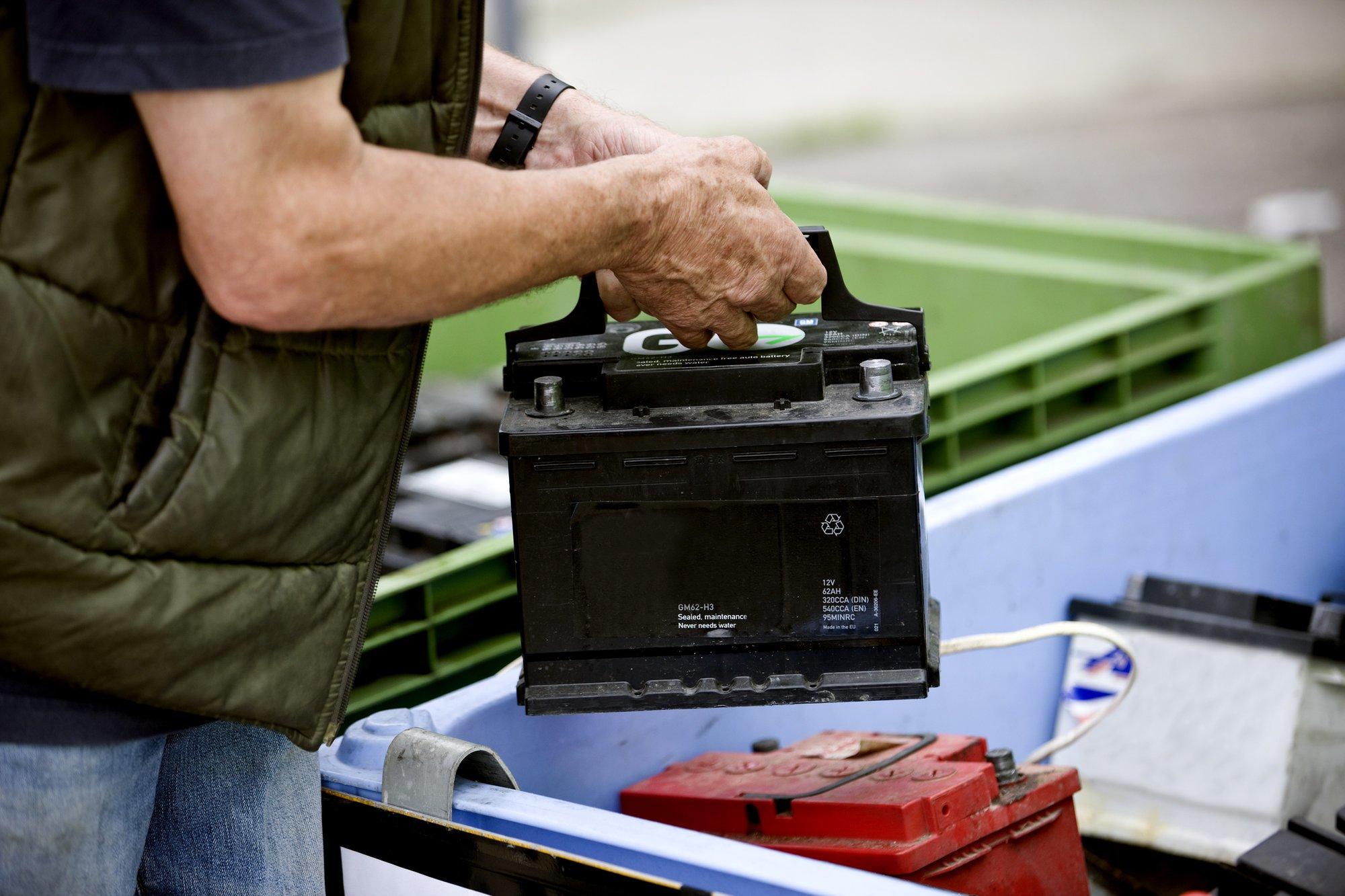 Утилизация аккумуляторов. Процесс и этапы